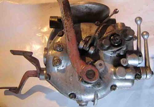 коробка передач мотоцикла Урал