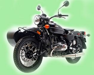 Мотоцикл Урал Турист Т