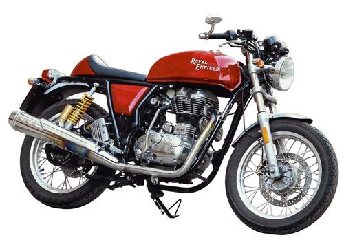 Мотоцикл Continental GT