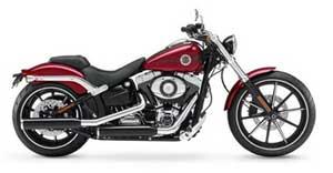 мотоцикл Harley Davidson Breakout