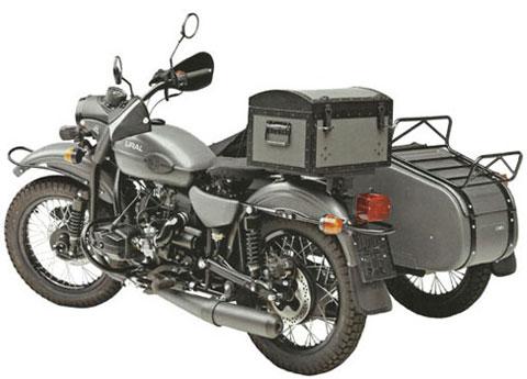 Мотоцикл URAL Hybrid 13/14