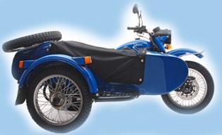Мотоцикл Урал Турист