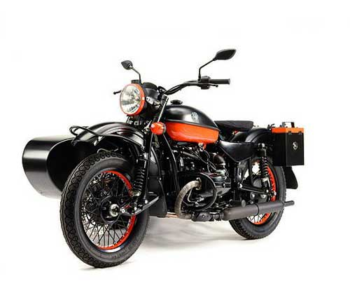 Мотоцикл Урал Заря
