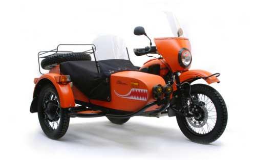 Мотоцикл Урал Ямал